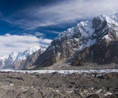 53 km long Batura glacier