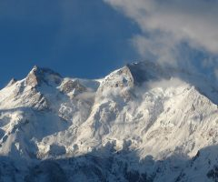 A beautiful view of Nanga Parbat 8126m