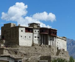 Baltit Fort Karimabad Hunza