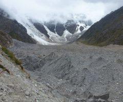 Bazin glacier