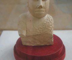 Buddah at Swat Museum