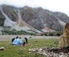Camping at Latobuh