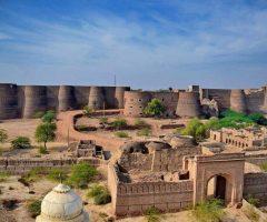 Darawar Fort near Bahawalpure Punjab