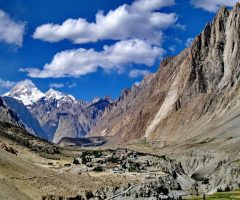 Fairy Meadows and Hushe Gondogoro La Trek (3)