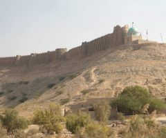 Fort Kot Diji Near Sukkhur