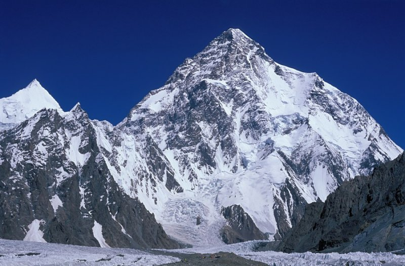 Mighty K2 (8611m) Pakistan