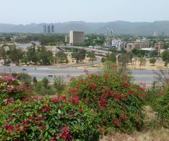 Islamabad City Pakistan