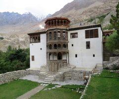 Khaplu palace Baltistan