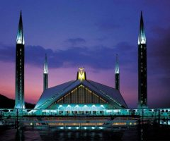 King Faisal Mosque Islamabad