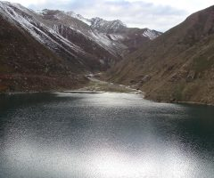 Lalusar Lake near Naran Valley