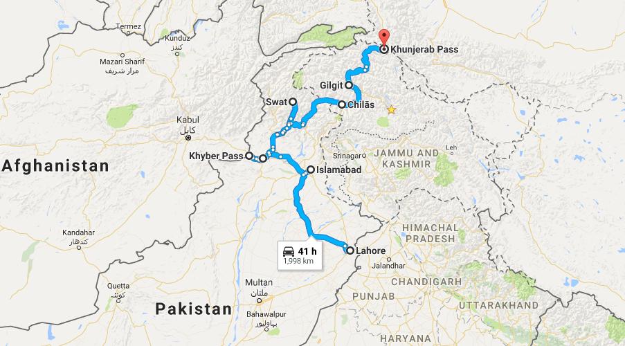 mughal-heritage-map