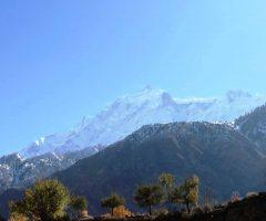Rakaposhi peak 7788m