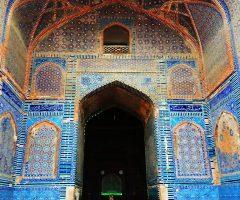 Shahjahan Mosque Haiderabad
