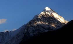 Shaigari Peak