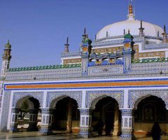 Tomb of Shah Abdul Latif Bathai