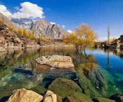 Uppar Kachura Lake