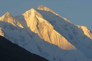 Rakaposhi Peak