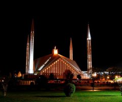 1-night-view-faisal-mosque