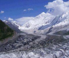 rakaposhi-glacier