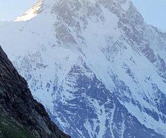 A stunning view of Nanga Parbat