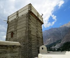 Above 970 years old Altit Fort in Hunza