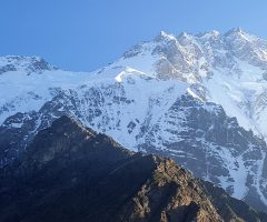 Amazing Nanga Parbat in the Morning time