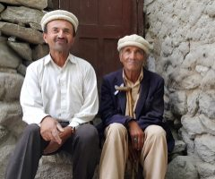 Local People of Hunza